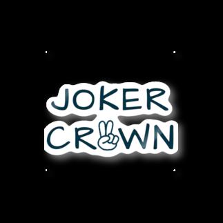 JOKER CROWNのJOKER CROWNグッズ Stickers
