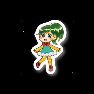 pain_chanのパインちゃん Stickers
