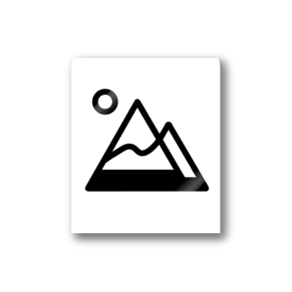 tk64358の山simple Stickers