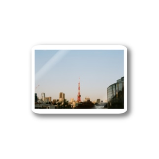 東京タワー Stickers