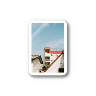 Shogo Hirokiのapartment Stickers