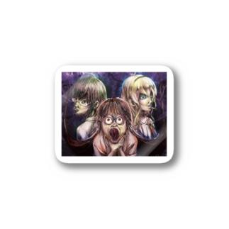 セガール Stickers