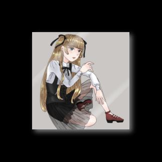 syototounaのシースルースカートちゃん Stickers