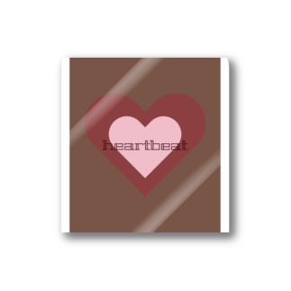 tominのheartbeat Stickers