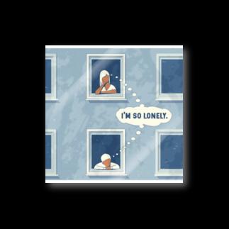 AskingのI'm So Lonely. Stickers