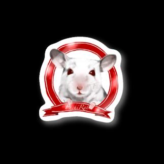 POLEPOLE〜北の森のお絵描き屋さん〜のラット Stickers