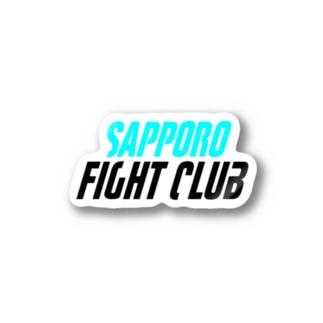 札幌ファイトクラブ Stickers