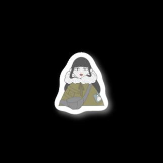 Bomのモッズコート Stickers