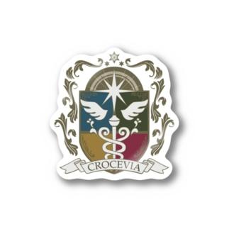 クロチェヴィーア学園 Stickers