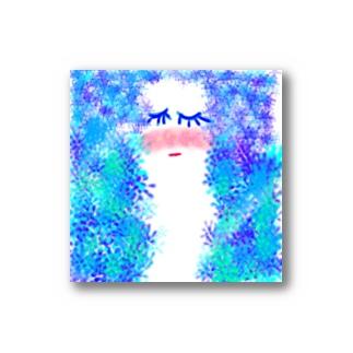 水の妖精 Stickers