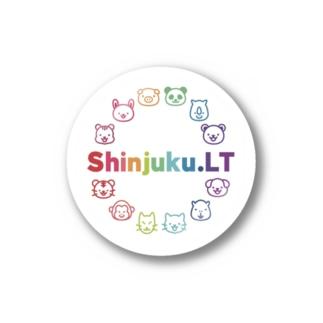 サークルロゴ Stickers