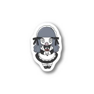 ラムちゃん メイドver. Stickers