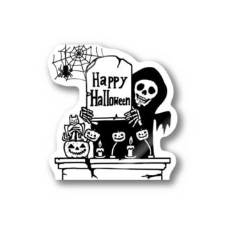 HappyHalloween Stickers