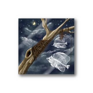 魚の夢 Stickers