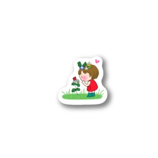 のはらちゃん Stickers