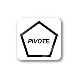 【PIVOTE.】FOOTBALL CULTURE. Stickers