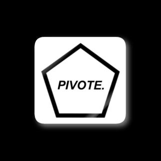 PIVOTE.の【PIVOTE.】FOOTBALL CULTURE. Stickers