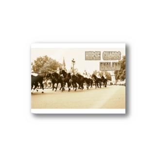 イギリス:王室騎兵(近衛騎兵) England: Horse Guards Stickers