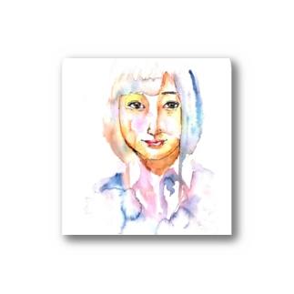 女子高生 Stickers