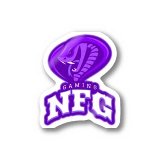 NFGステッカー Stickers