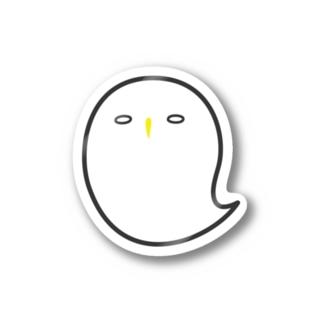おばけフクロウ Stickers
