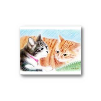 仲良し Stickers