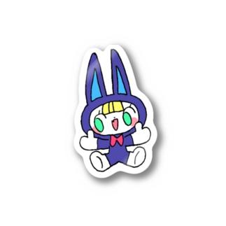 復刻版ステッカー きぐるみ Stickers