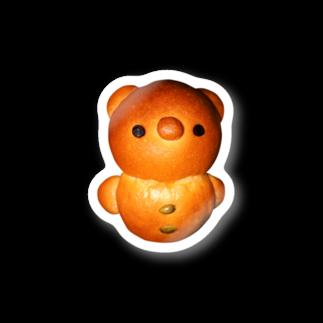 おぼえたてのモエのぱんちゃんL Stickers