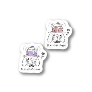 SOLD OUT🎀Hatcake プチset Stickers
