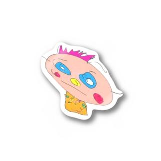CyaNa Stickers
