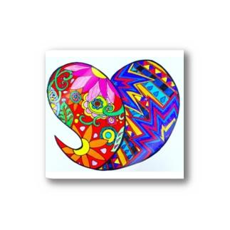 Love happy Stickers
