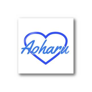 Aoharu Stickers