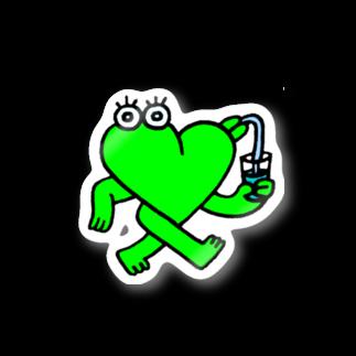 HORIの心生命体るぶだぶ Stickers
