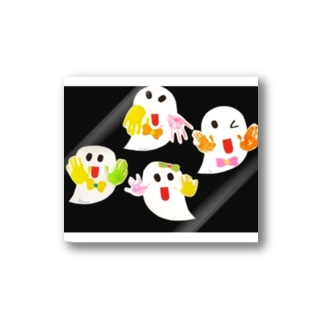 ハロウィン🎃👻パパママ赤ちゃんお揃いコーデ Stickers