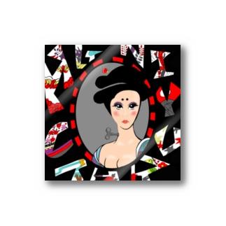 花札-HANAFUDA- Stickers