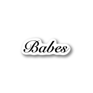 Babes Stickers
