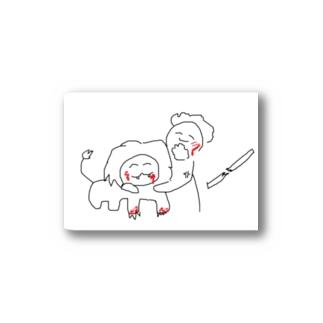 しし座 Stickers