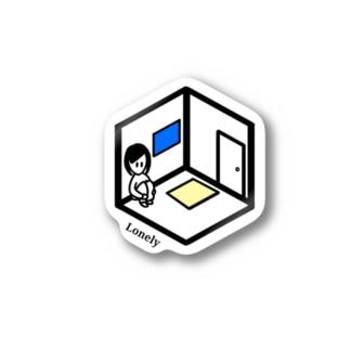 ぼっち Stickers