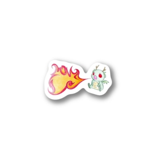 べびーどらごん Stickers