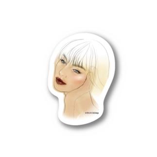 kona_tangankyageek_sticker Stickers