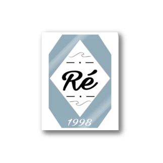 Ré.Avenir Stickers