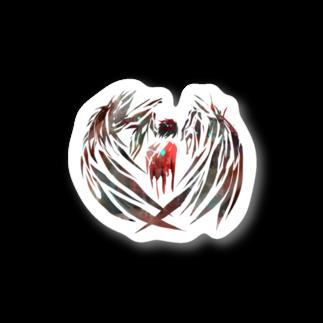 Darakisの堕天使 Stickers