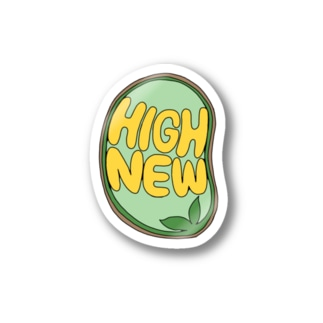 HIGH-NEW Stickers