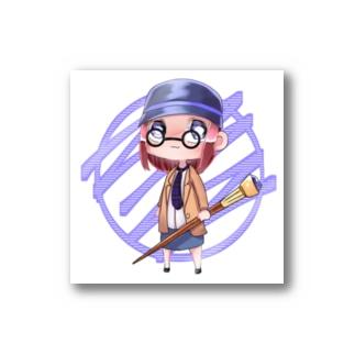 ヘレナちゃん初期 しょうゆちゃん Stickers