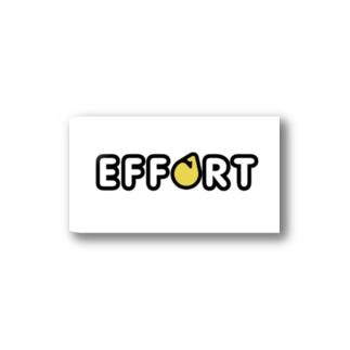 effort Stickers
