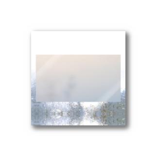 飯野 美穂 / miho iinoの霞む Stickers