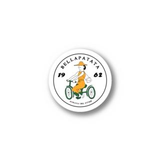 BELLA PATATA LOGO Stickers