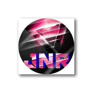 JNRステッカー Stickers