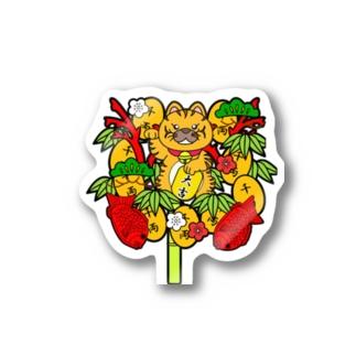 熊手 Stickers