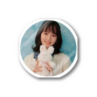 香凛&うさちゃんステッカー Stickers